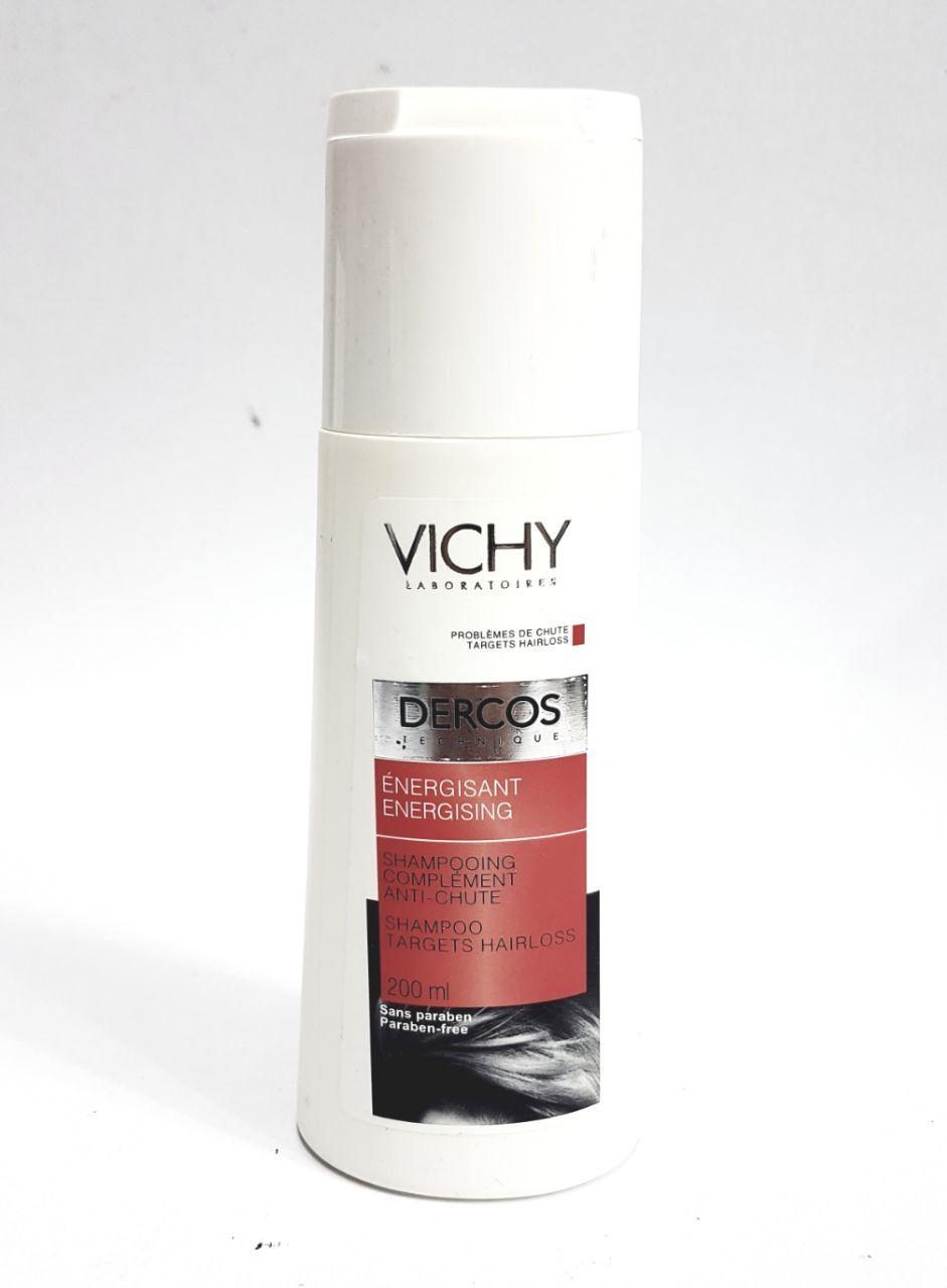 شامپو ویشی___vichy dercos__shampooing complement anti-chute