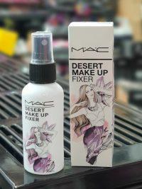 mac desert make up fixer