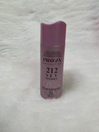 اسپری212 for women پراوا prova حجم ۲۰۰ مل