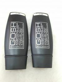 کرم پودر گاش مدل Gosh Xceptional Wear 14 sand