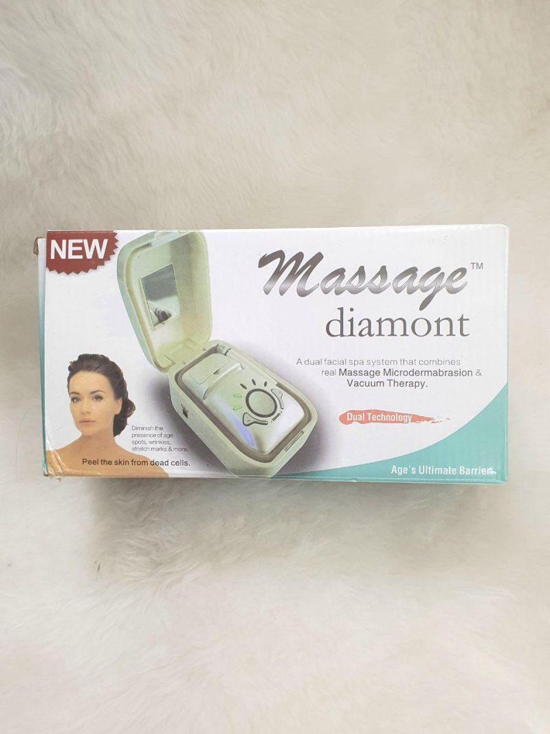 دستگاه مکش میکرودرم ترانس دار خانگی مدل massage diamont