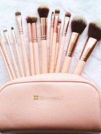 ست براش کیفی 14تایی BH cosmetics مدل chic