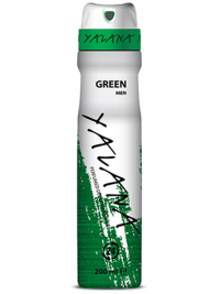 اسپری مردانه یالانا مدل Green
