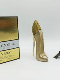 عطر ویلیلی مدل vilily girl gold