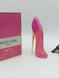 عطر ویلیلی مدل vilily girl pink