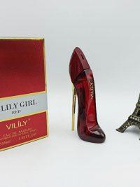 عطر ویلیلی مدل vilily girl red