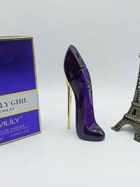 عطر ویلیلی مدل vilily girl violet