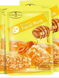 ماسک ورقه ای عسل آیچون بیوتی