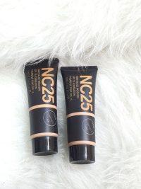 کرم پودر تیوبی مک شماره nc25