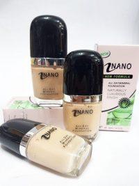 کرم پودر گیاهی نانو NANO